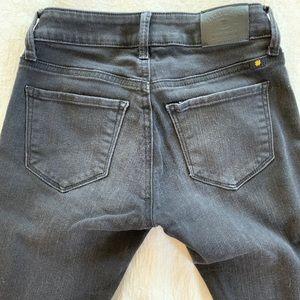 Lucky Brand- Sasha Super Skinny black jeans